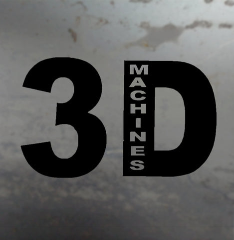 3DMachines Decal - 3DMachines