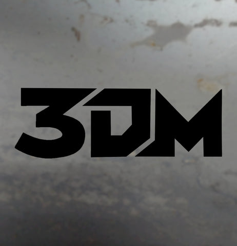 3DM Decal - 3DMachines