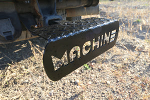 MACHINE Hitch Step
