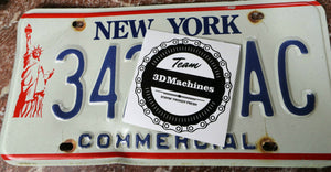 Team 3DMachines Decal