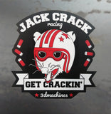 Jack Crack Decal - 3DMachines