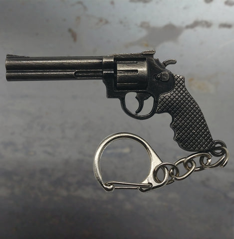 Revolver Key Chain - 3DMachines