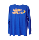 Verified Right Swipe Long Sleeve - 3DMachines