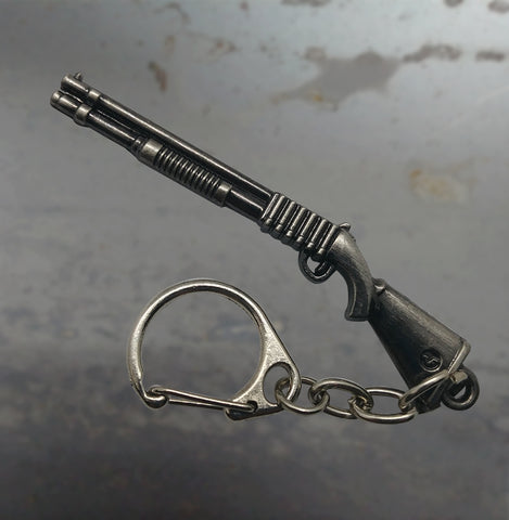 Shotgun Key Chain - 3DMachines