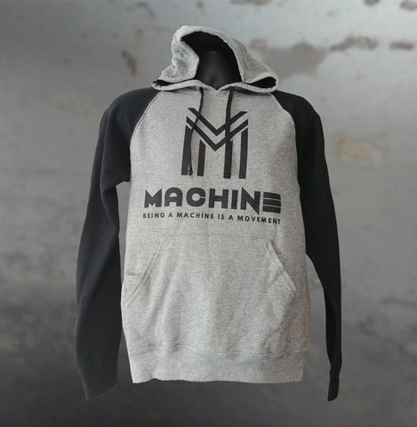 3DMachines 2Two Tone Hoodie - 3DMachines