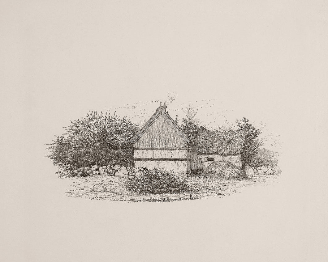 Cottage Sketch