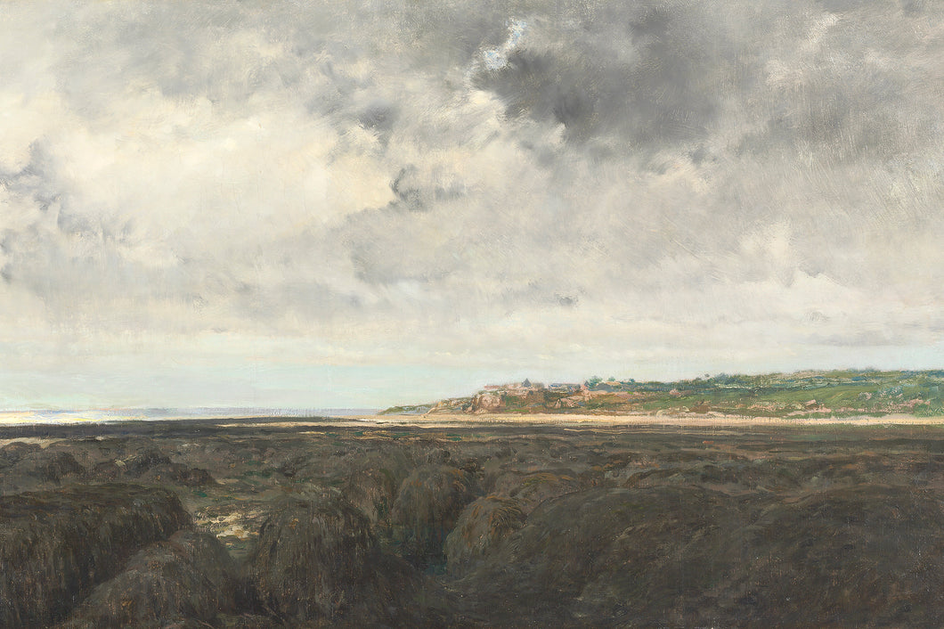 French Grey Landscape