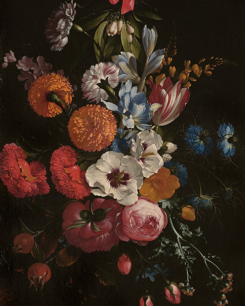 Still Life Bouquet of Flowers
