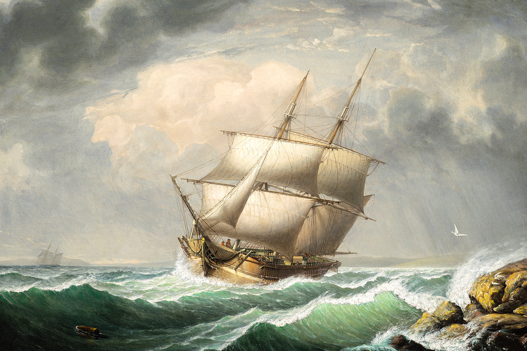 Stormy Sails