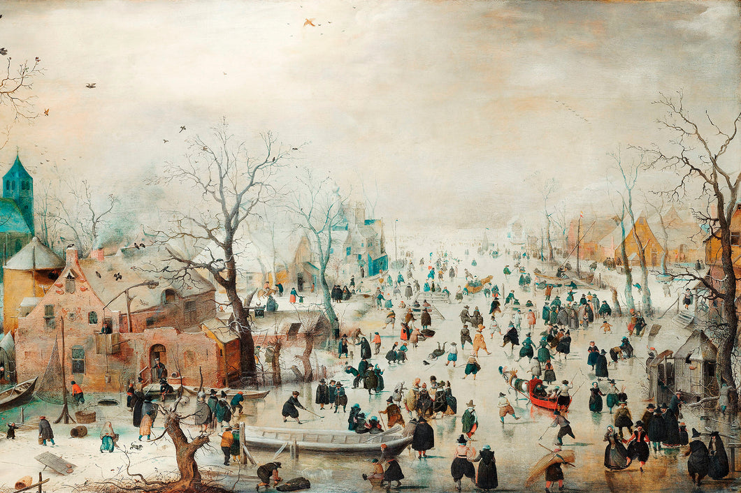 Village on Ice