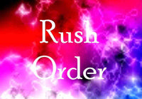 Rush My Order, , home decor, laser engraved - Legacy Images