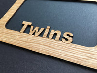 Twins Picture Frame - Hold 4x6 Photo