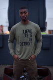 Be The Good unisex long sleeve
