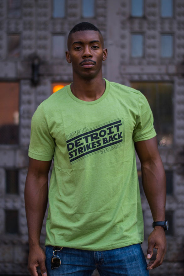 Detroit Strikes Back Tee