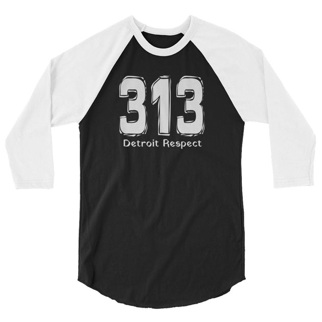 313 3/4 sleeve raglan shirt