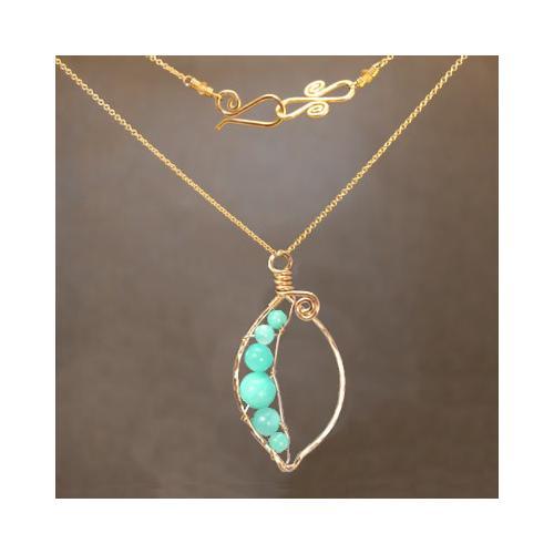 Necklace 1-20 - Gold