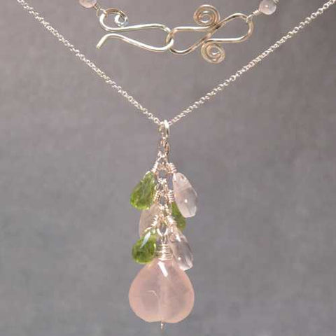 Necklace 1-33 - RoseGold