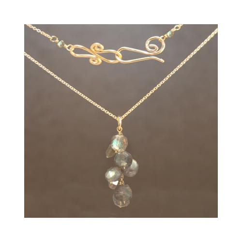 Necklace 1-35 - Gold