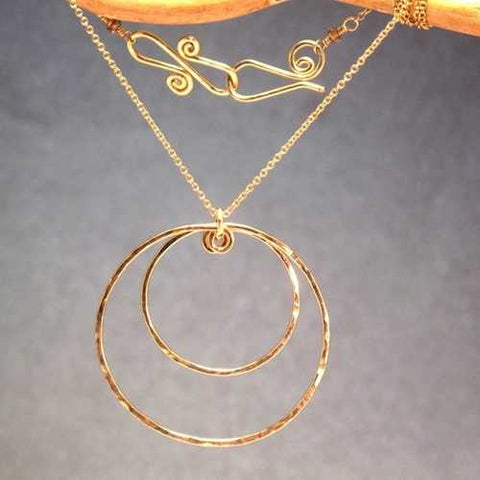 Necklace 145 - RoseGold