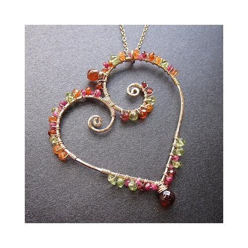 Necklace 167 - RoseGold