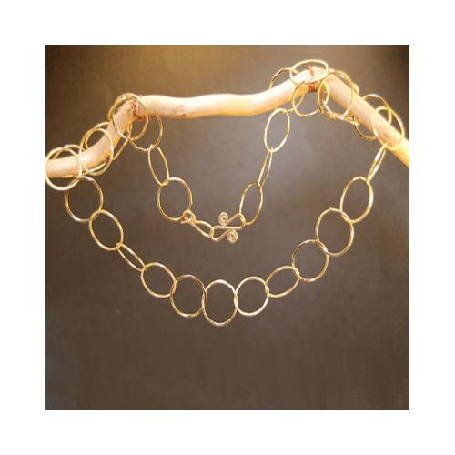 Necklace 173 - Gold