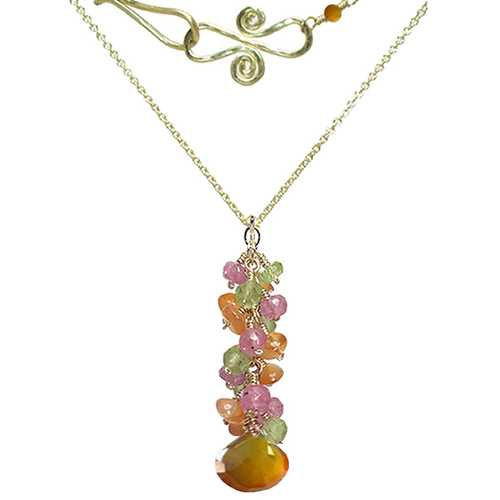 Necklace 195 - RoseGold