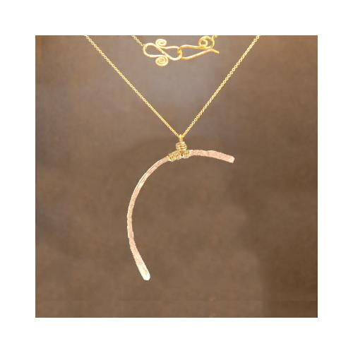 Necklace 201 - Gold