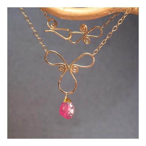 Necklace 237 - Gold