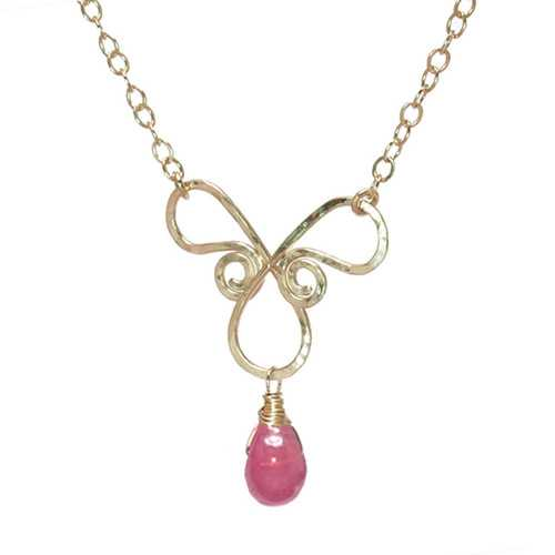 Necklace 237 - RoseGold