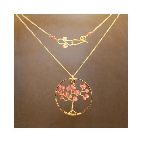 Necklace 260 - Gold
