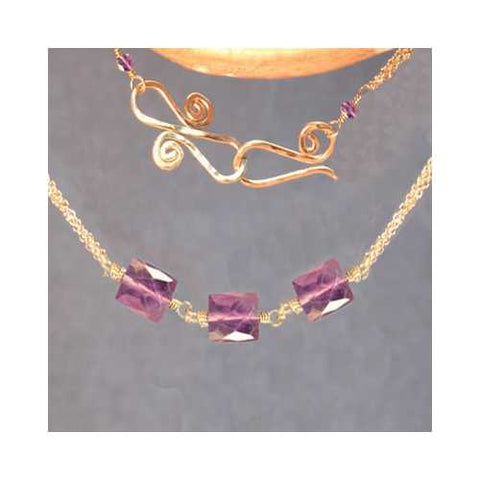 Necklace 286 - RoseGold