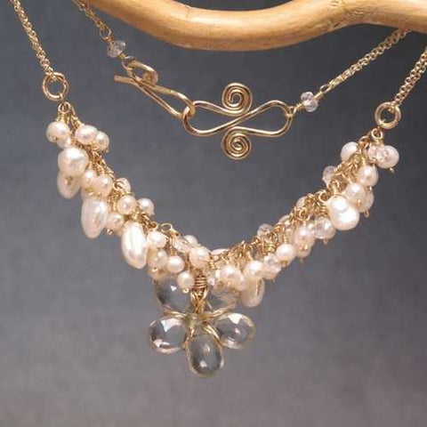 Necklace 294 - RoseGold