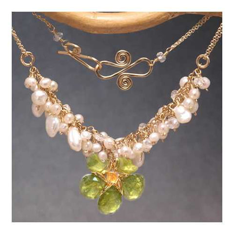Necklace 295 - RoseGold