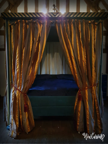 Four Poster Bed Bolton Percy Yorkshire Gatehouse
