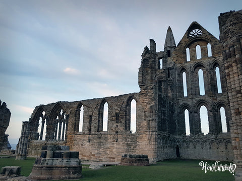 Whitby Abbey Yorkshire