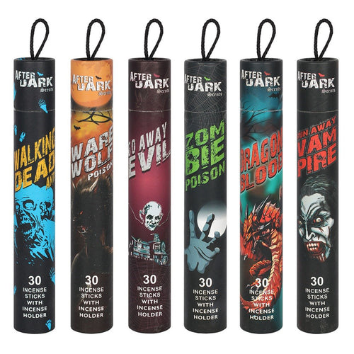 After Dark Horror Incense Sticks with Holder