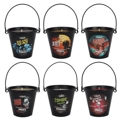 After Dark Scented Candle in a Bucket