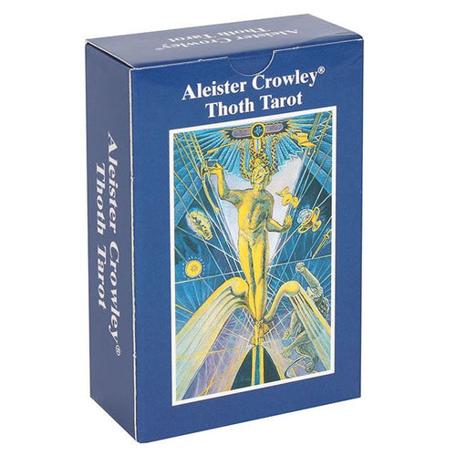 Aleister Crowley Thoth Tarot Cards