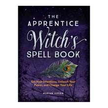 The Apprentice Witch's Spell Book