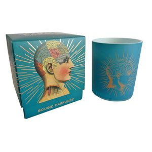 Fragranced Phrenology Candle and Gift Box