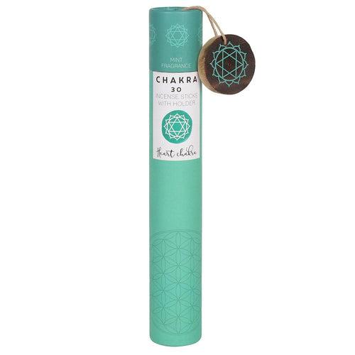 Mint Heart Chakra Incense Stick Gift Pack