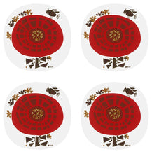 David Weidman Flower and Bug Coasters and Gift Box