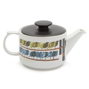 David Weidman Family of Birds Tea Pot