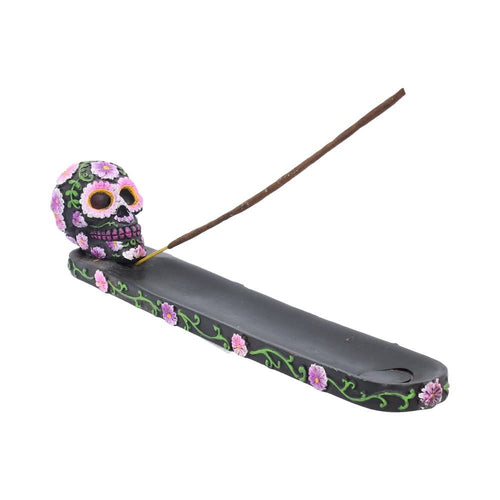 Day of The Dead Incense Burner