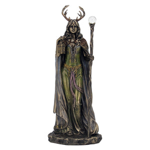 Elen of The Ways Keeper of The Forest Figurine