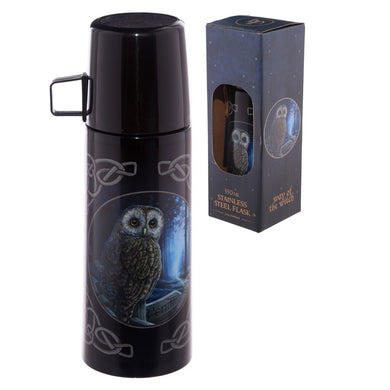350ml Stainless Steel Lisa Parker Way of the Witch Flask