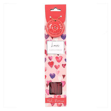 Love Incense Gift Set - Red Berries