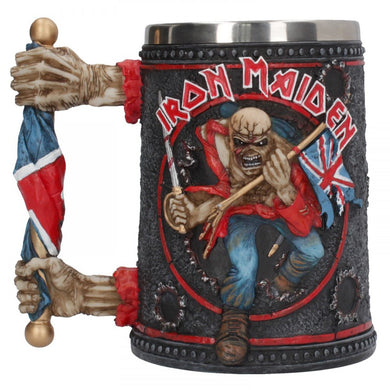 Iron Maiden Tankard (Official)