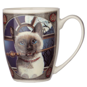 Lisa Parker Hocus Pocus Bone China Mug