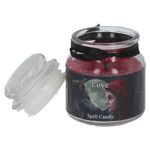 Lisa Parker Love Spell Candle (Rose)